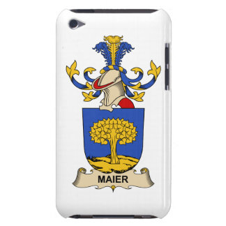 Maier Family Crest Case-Mate iPod Touch Case