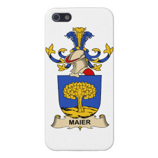 Maier Family Crest Cover For iPhone 5