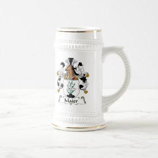 Maier Family Crest Mug