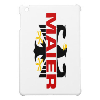 Maier Surname Cover For The iPad Mini