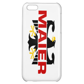 Maier Surname Case For iPhone 5C