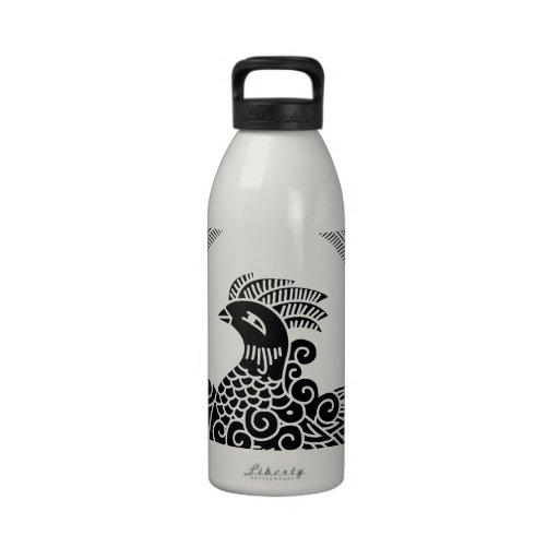 Maihouou-mon Water Bottles