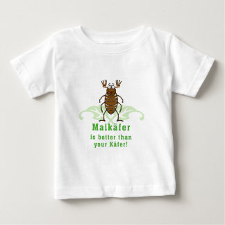 Maikäfer is more better than your beetles shirts