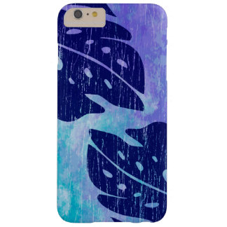 Maikai Hawaiian Monstera Leaf Tie-Dye Blend Barely There iPhone 6 Plus Case