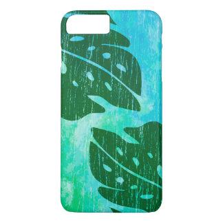 Maikai Hawaiian Monstera Leaf Tie-Dye Blend iPhone 8 Plus/7 Plus Case