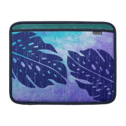 Maikai Hawaiian Monstera Leaf Tie-Dye Blend MacBook Air Sleeve