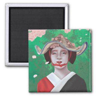 MAIKO 2 INCH SQUARE MAGNET