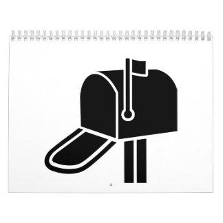 Mail box calendar