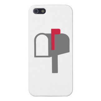 Mail box letter case for iPhone 5