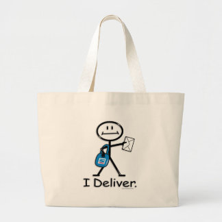 Mail Carrier Canvas Bags