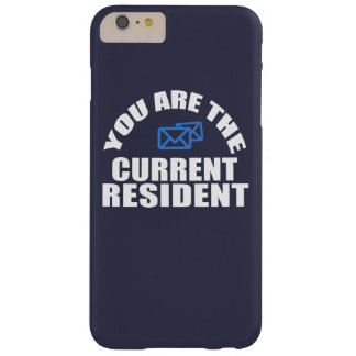Mail Carrier - Current Resident Barely There iPhone 6 Plus Case