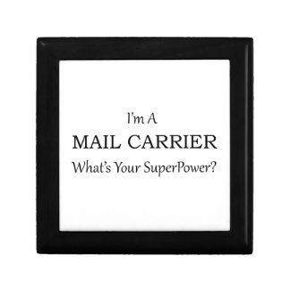 MAIL CARRIER JEWELRY BOX