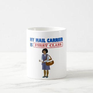 Mail Carrier Mug - aa female