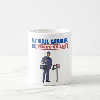 Mail Carrier Mug - aa male