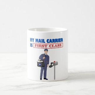 Mail Carrier Mug - male
