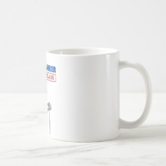 Mail Carrier Mug - male