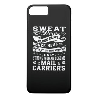 Mail Carrier Woman iPhone 7 Plus Case