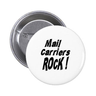 Mail Carriers Rock Button