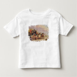 Mail Coaches on the Road: The 'Quicksilver' Devonp Toddler T-shirt