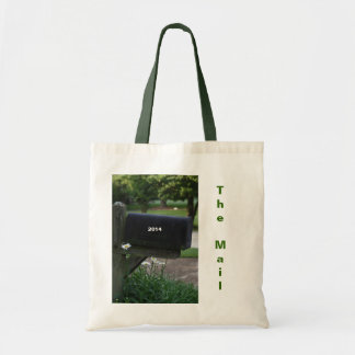 Mail Collection Tote Budget Tote Bag