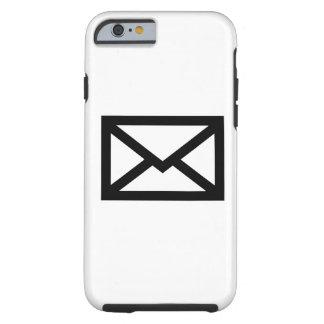 Mail envelope tough iPhone 6 case