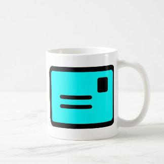Mail Icon Classic White Coffee Mug