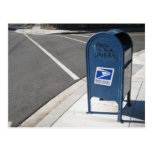 Mail is for Lovers Post Card