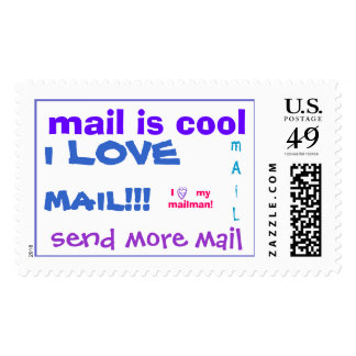 mail love postage