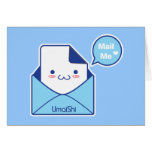 Mail Me Greeting Card