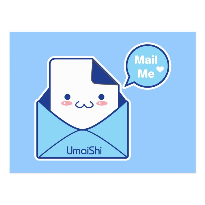 Mail Me Postcard
