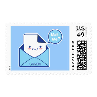 Mail Me Stamp