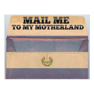 Mail me to El Salvador Postcard