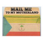 Mail me to Equatorial Guinea Post Card