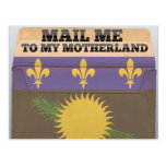 Mail me to Guadeloupe Postcards
