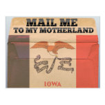 Mail me to Iowa Post Cards
