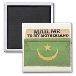 Mail me to Mauritania Magnet