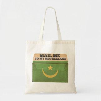 Mail me to Mauritania Tote Bag