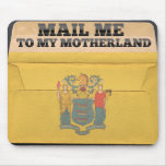 Mail me to New Jersey Mouse Pad