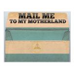 Mail me to Nicaragua Postcard