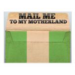 Mail me to Nigeria Postcards