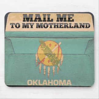 Mail me to Oklahoma Mouse Pad