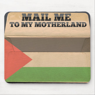 Mail me to Palestine Mouse Pad