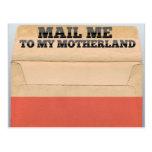 Mail me to Poland Postcards