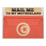 Mail me to Tunisia Post Cards