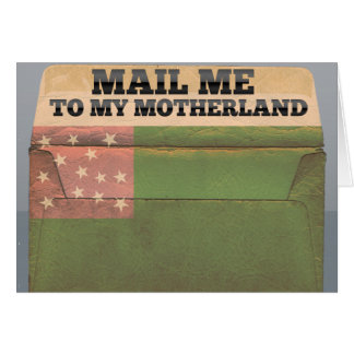 Mail me to Vermont Republic Card