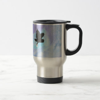 Mail Owl Travel Mug
