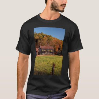 Mail Pouch Barn In Fall T-Shirt