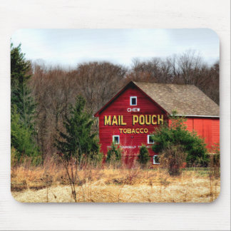 Mail Pouch Barn Mouse Pad