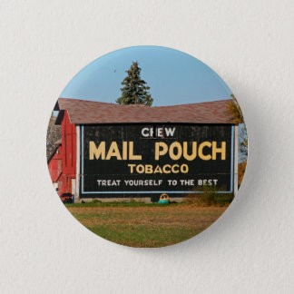 Mail Pouch Tobacco Button