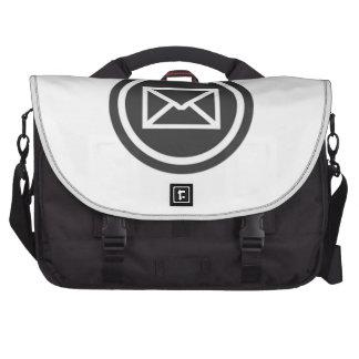 Mail Sign Laptop Messenger Bag